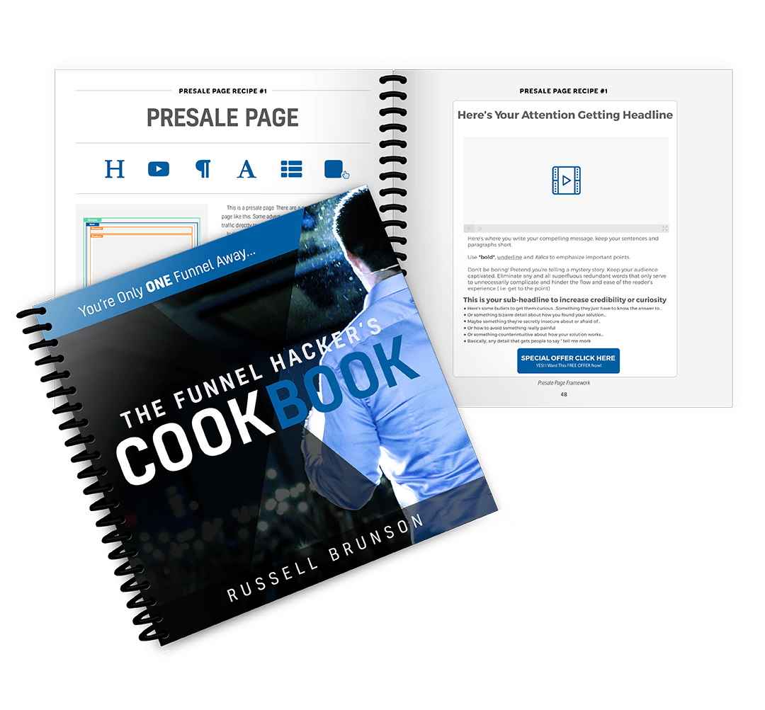 Excitement About Clickfunnels Cookbook